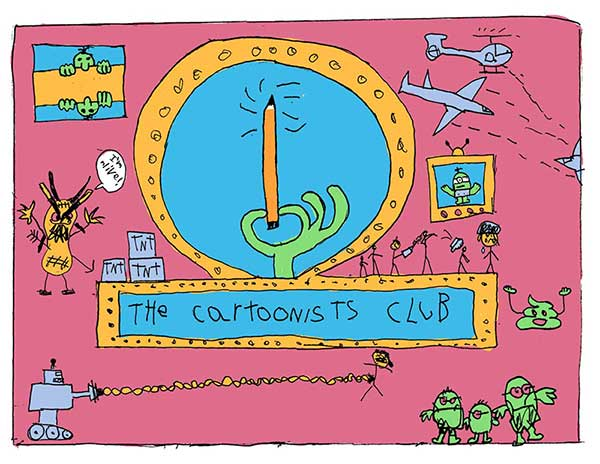 webcomic cover